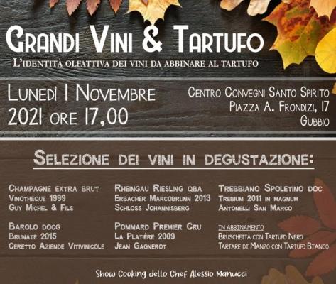 GRANDI VINI & TARTUFO
