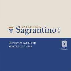 Anteprima Sagrantino 2014
