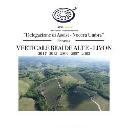 Verticale Braide Alte - Livon