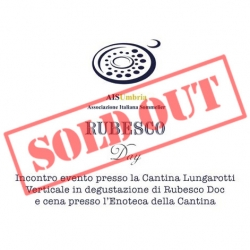 Rubesco Day - Sold Out