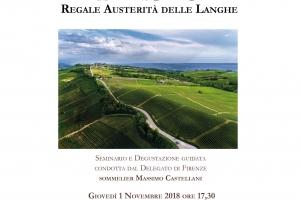 Barolo - Regale Austerità delle Langhe